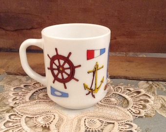 Very cool Nautical Coffee Mug