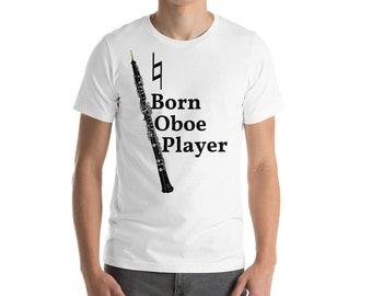 Natural born Oboe player, oboe shirt, oboe tshirt, oboe gifts, oboe player, oboe, oboe player, oboe clothing, oboe lover,