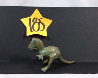1960's TCM Brass Dinosaur