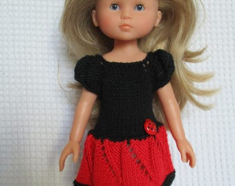 Paola Reina or sweetheart doll clothing, dress