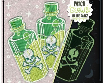 Poisoned Bottle Patch