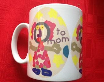 Custom Made Coffee Mugs, Custom Coffee mug, Personalized Coffee Mugs, Create Your Own Coffee Mug,Design Your Own Coffee Mugs, Tea Cup
