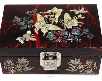 Korean treasure box Etsy