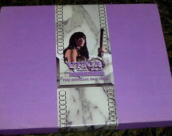 OFFICIAL XENA Fan Club Box #1