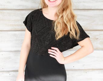 Black Party Dress, Little Black Dress, Sparkly Dress, Sparkly Dresses, Mini Dress, Black Dress, Shift Dress, Holiday Party Dress, Gift Ideas