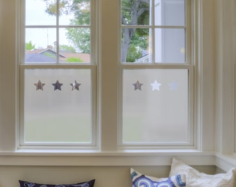 Frosted Window Film Etsy - Frosted vinyl window decals