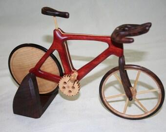 Tri-Bicycle bike bicycle wood