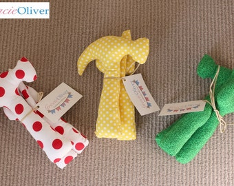 Soft Toy Tool Set and Rattle