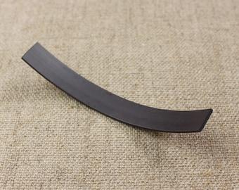 Flat Magnetic Strip - 12mm width x 10cm long