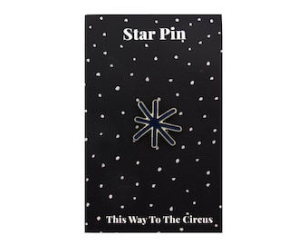 Star Enamel Pin