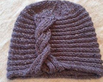Wool hat - woman's H 104