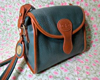 Leather Bag, Cross Body Austin Designs Purse / Shoulder Cross Body  Bag