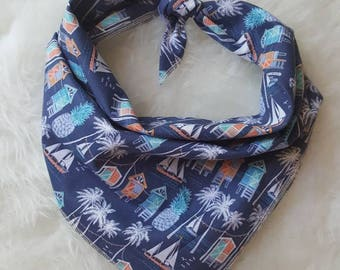 Coastal Beach/Dog Bandana