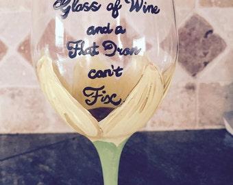 Fun Wine Glass