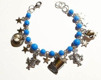 Bracelet: Alice in Wonderland