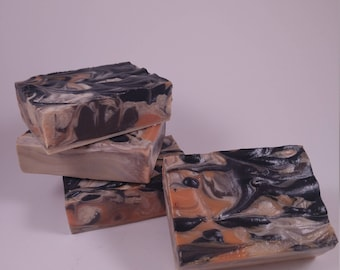 Flame Tree, Cold Processed Soap, Soap, Handmade Soap, ShamelessSoaps