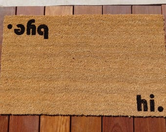 The Original Turn Off Your Straightener 174 Decorative Door Mat
