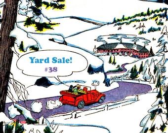 Yard Sale 38 zine
