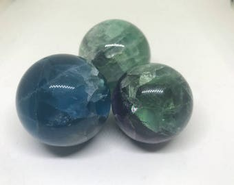 Fluorite Sphere (Small)
