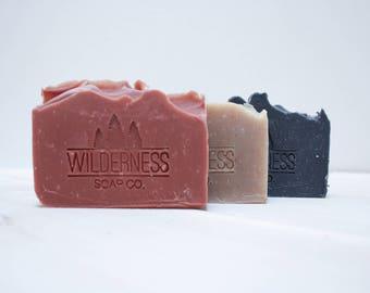 Small Soap End Bars, Natural Soap, Vegan Soap, Handmade Soap, Palm Free Soap