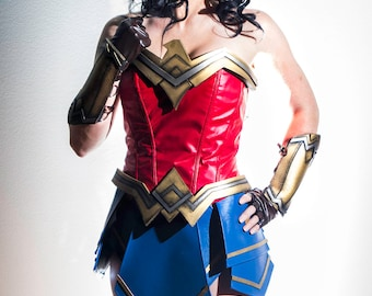 Wonder Woman Full Costume.