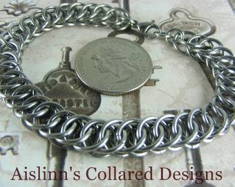 Stainless Steel H-P Bracelet