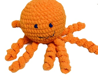 Octopus, Crochet, Crochet Octopus, Soft Toy, Toy, Gift, Soft, Crochet Toy, Octopus Toy, Soft Crochet Octopus, Stuffed Animal, Birthday Gift