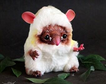 Fantasy Animal Meegle, soft toy, toys handmade