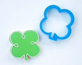 Whimsy Four Leaf Clover Cookie Cutter