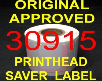800 Postage Labels fits DYMO Stamps Endicia 30915 - USA Made & BPA Free