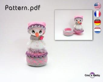 Pattern - Mini-Winter Pot