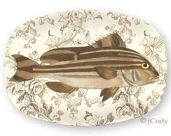 Fish Platter no. 6