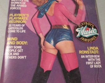 Vintage Playboy April 1980 Magazine