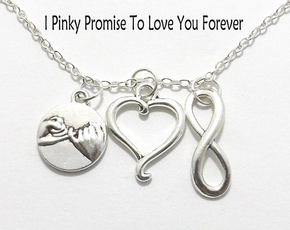 daughter love forever her the between is and a mother necklace img