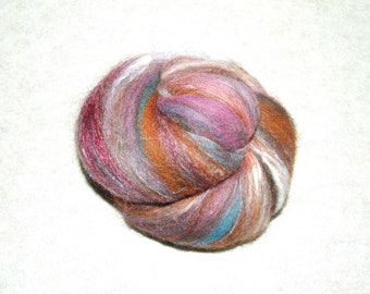 Ashland Wool, Firestar Blend Hand Dyed