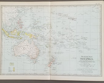 Papua new guinea map etsy oceanica mapoceania samoa fiji papua philippines australia new zealand hawaii tasmania mapisland gumiabroncs Images