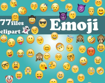 77 Emoji, Emoji Clipart, Emoji Smileys, Emoji Png, Smiley Faces, Whatsapp Emojis, Facebook Emojis, Emoji, Feelings Clipart