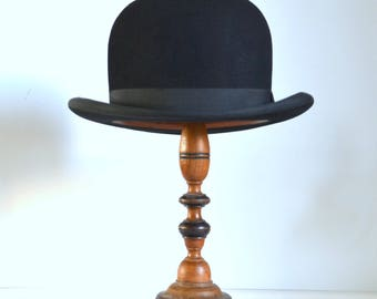 Antique French bowler hat