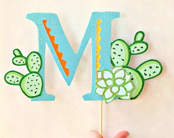 The Fiesta Collection - Custom Cake Topper from Mary Had a Little Party