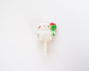 ADD ON Molang Rose Charm