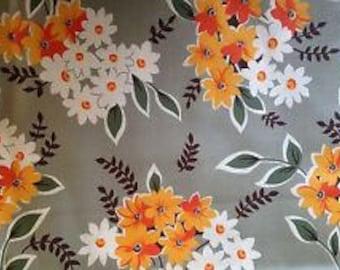 Denyse Schmidt Flea Market Fancy  Grey Bouquet