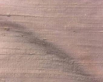 "CADILLAC 2041-1D -  Pure Silk Dupioni Fabric - Handwoven - Per Yard - 54"" Wide"