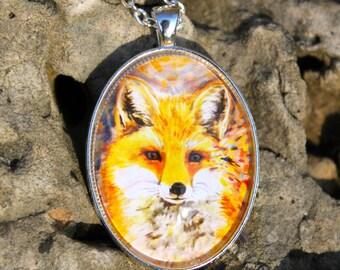 Fox (Transformation) - Wearable Art