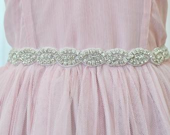 Wedding Belt, sash, EMMA SASH, Bridal sash, Wedding belt