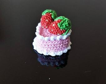 Crochet heart Etsy AU