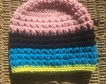 Multi Colored Beanie