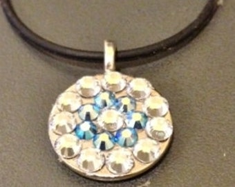 Magnetic  Golf Ball Marker Necklace