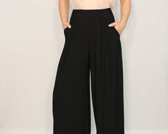 CUSTOM ORDER Black pants