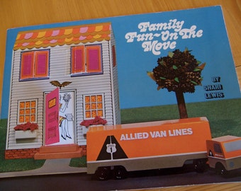 family fun on the move by shari lewis