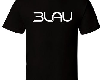 3LAU - Black T-Shirt Vegas Rage DJ Club Life Plur edm edc Rave All Sizes S-2XL